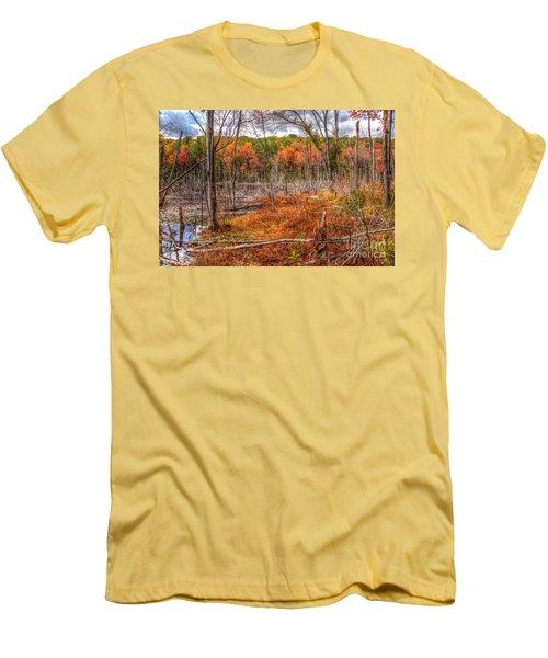 Untouchen  Men's T-Shirt (Athletic Fit)