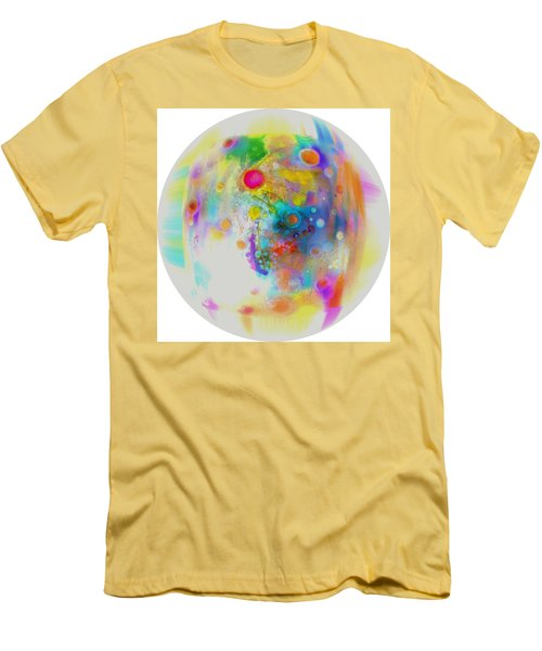 Uranus II  Men's T-Shirt (Athletic Fit)