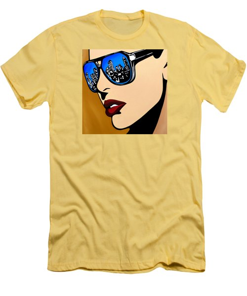 Urban Vision Men's T-Shirt (Athletic Fit)