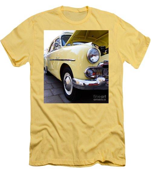 Vauxhall Velox Men's T-Shirt (Slim Fit) by Colin Rayner