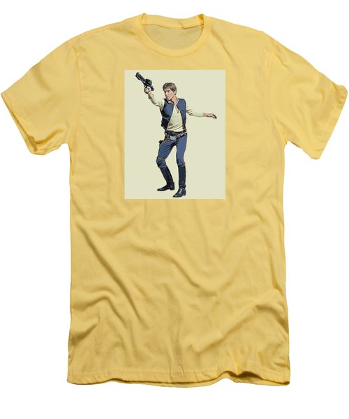 Vector Solo Men's T-Shirt (Athletic Fit)