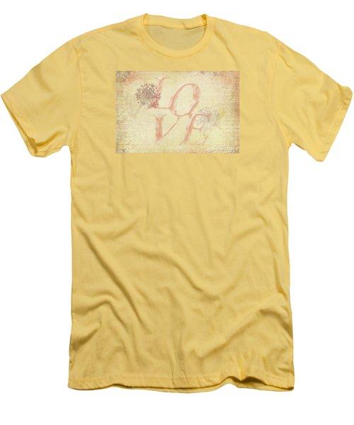Vintage Love Men's T-Shirt (Athletic Fit)