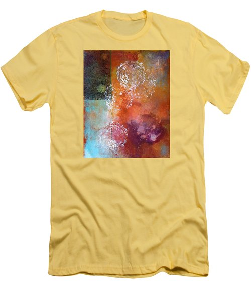 Vintage Men's T-Shirt (Slim Fit) by Theresa Marie Johnson