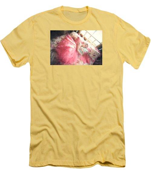 Vintage Val Bedroom Dreams Men's T-Shirt (Athletic Fit)