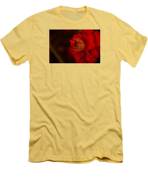 Men's T-Shirt (Slim Fit) featuring the photograph Virtuoso  by John Harding