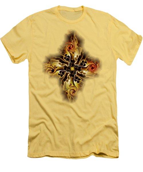 Vital Cross Men's T-Shirt (Athletic Fit)