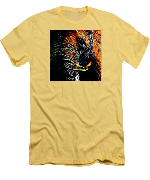 Watch The Birdie Men's T-Shirt (Athletic Fit)