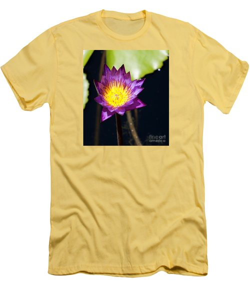 Water Lily 13 Men's T-Shirt (Athletic Fit)