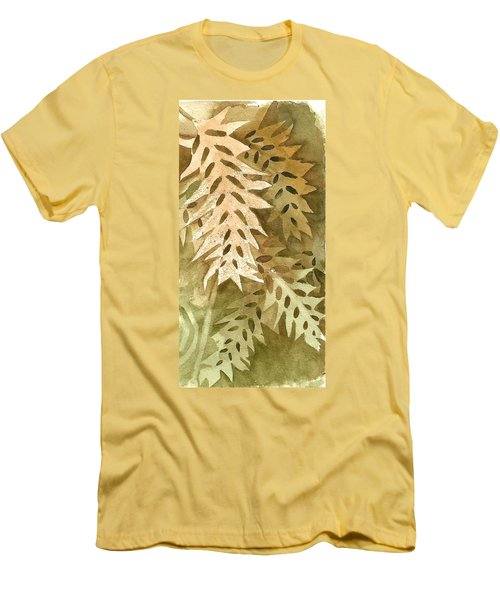 Watercolor Practice Men's T-Shirt (Athletic Fit)