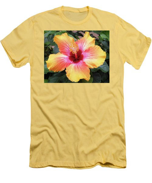 What A Beauty Men's T-Shirt (Slim Fit) by Vickie G Buccini