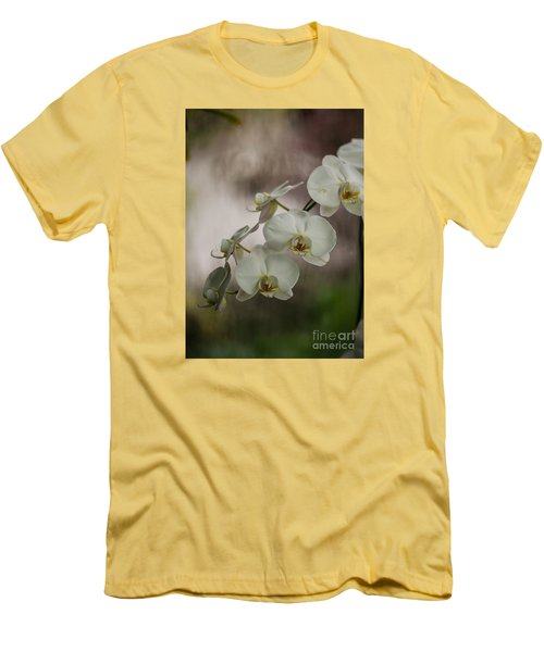 White Of The Evening Men's T-Shirt (Athletic Fit)