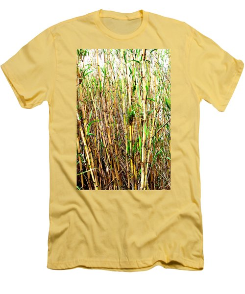 Wild Bamboo Men's T-Shirt (Athletic Fit)