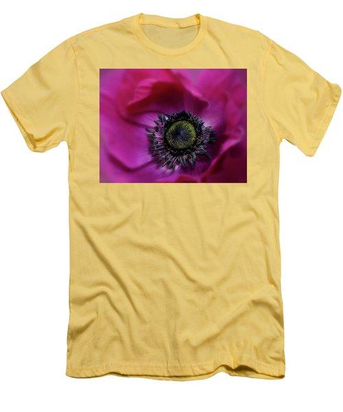 Windflower Men's T-Shirt (Athletic Fit)
