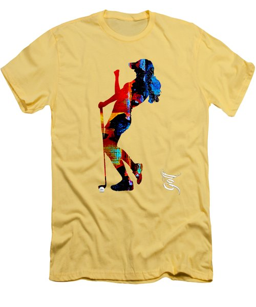 Womens Golf Collection Men's T-Shirt (Athletic Fit)