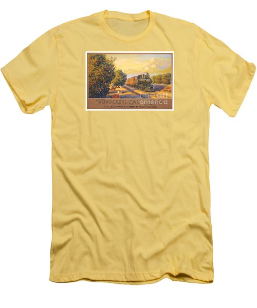 Wonderful California Men's T-Shirt (Athletic Fit)