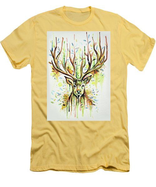 Woodland Magic Men's T-Shirt (Athletic Fit)