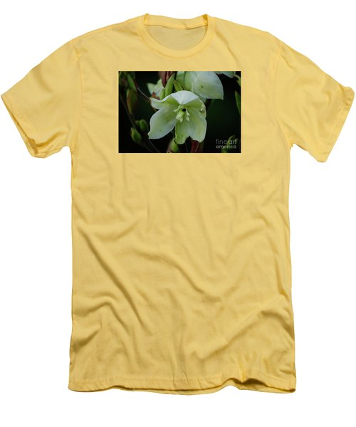 Yucca Men's T-Shirt (Slim Fit) by Randy Bodkins
