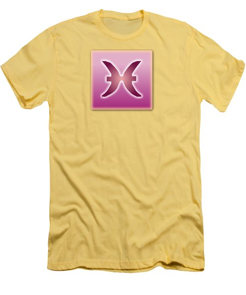 Pisces February 18 - March 20 Sun Sign Astrology  Men's T-Shirt (Athletic Fit)