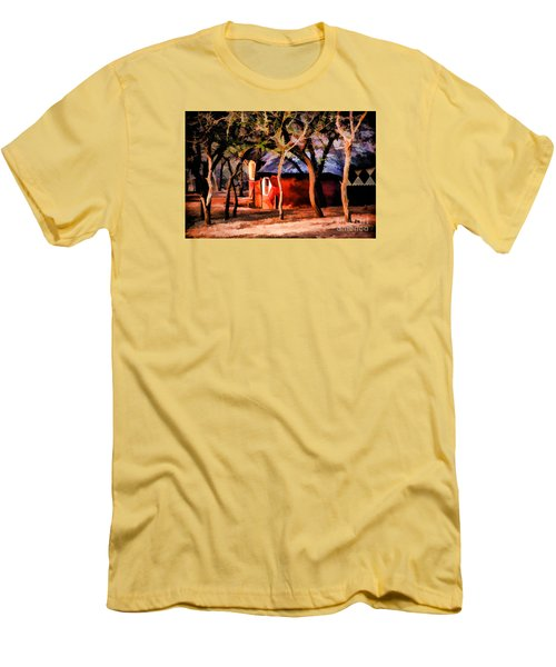 Zulu Sunset Men's T-Shirt (Athletic Fit)