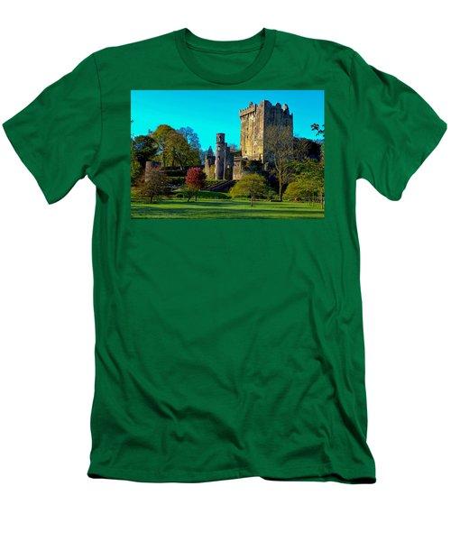 Blarney Castle - Ireland Men's T-Shirt (Athletic Fit)