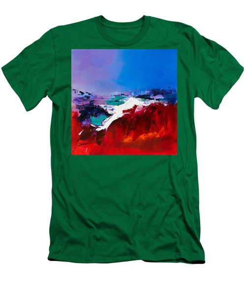 Call Of The Canyon Men's T-Shirt (Athletic Fit)