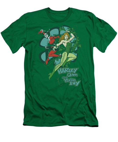 Dc - Harley And Ivy Men's T-Shirt (Athletic Fit)