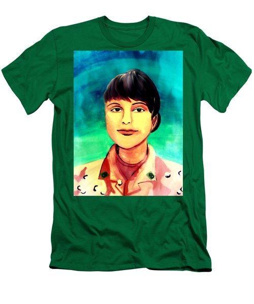 Desert Storm Jennifer Men's T-Shirt (Athletic Fit)