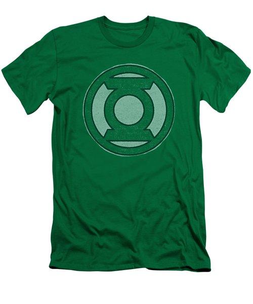 Green Lantern - Hand Me Down Men's T-Shirt (Athletic Fit)