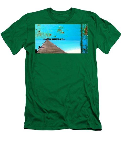 Metalbeach Men's T-Shirt (Athletic Fit)