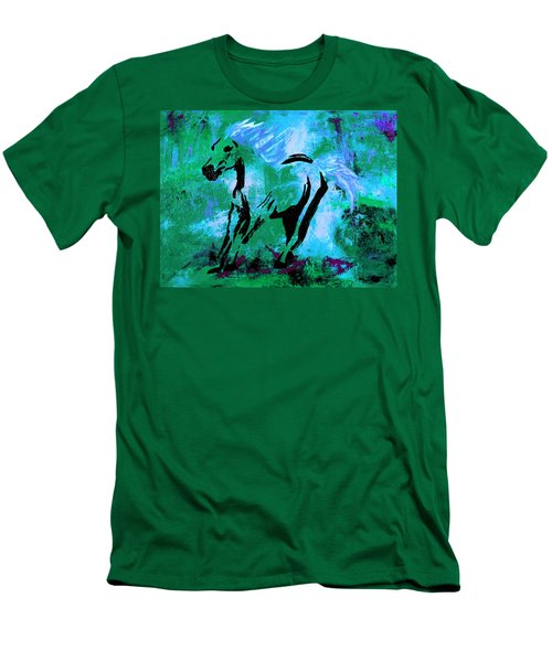 Wild Midnight Men's T-Shirt (Athletic Fit)
