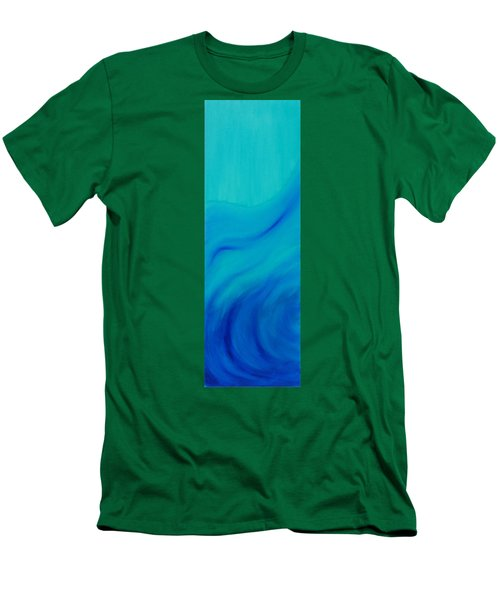 Your Wave Mirrored Men's T-Shirt (Athletic Fit)