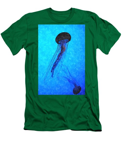 Deepsea Serenity Dswc Men's T-Shirt (Athletic Fit)