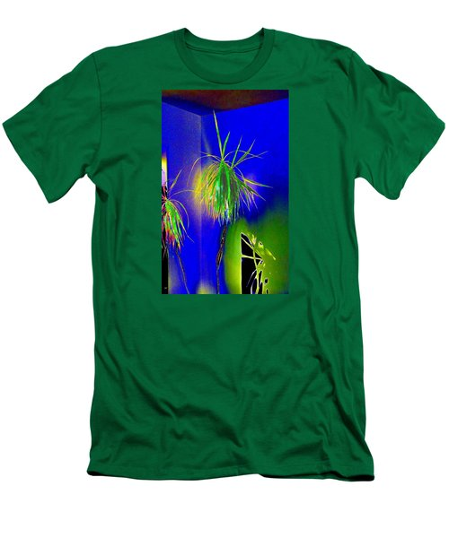 Men's T-Shirt (Athletic Fit) featuring the digital art Sanguinity by Will Borden