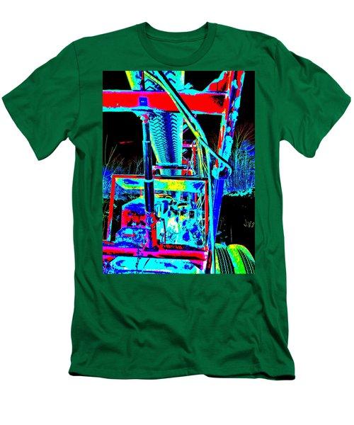 Feb 2016 35 Men's T-Shirt (Slim Fit) by George Ramos