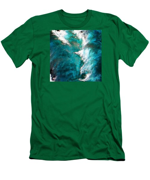 107 Men's T-Shirt (Slim Fit) by Timothy Bulone