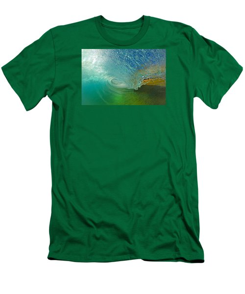 In The Tube Men's T-Shirt (Slim Fit) by James Roemmling