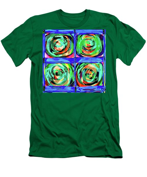 Letter To Kandinsky Men's T-Shirt (Athletic Fit)