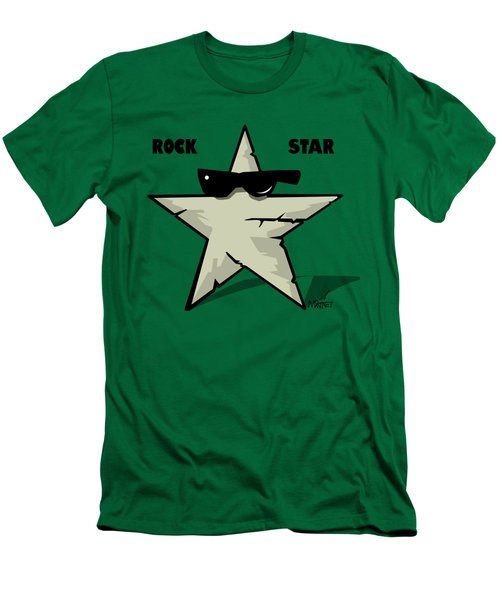 Rock Star Men's T-Shirt (Athletic Fit)