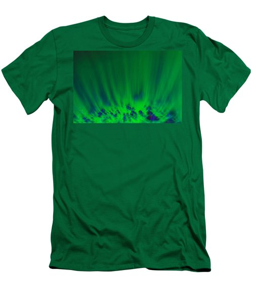 Men's T-Shirt (Athletic Fit) featuring the photograph Ascending by Greg Collins
