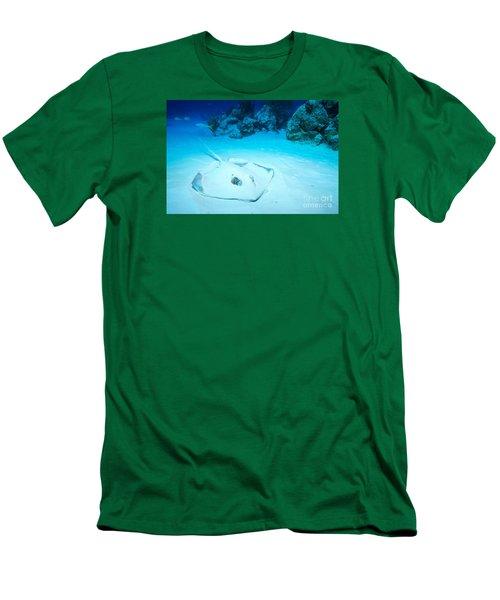 Bottom Dweller Men's T-Shirt (Slim Fit) by Aaron Whittemore
