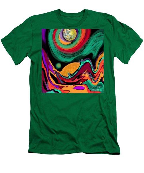 Comet II Men's T-Shirt (Slim Fit) by Carol Jacobs