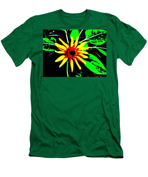 Daisy Men's T-Shirt (Slim Fit) by Tim Townsend