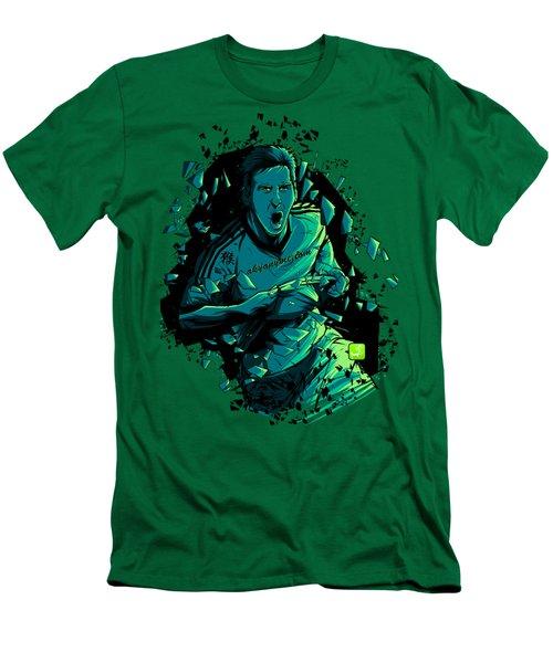 Dieu Men's T-Shirt (Slim Fit) by Akyanyme