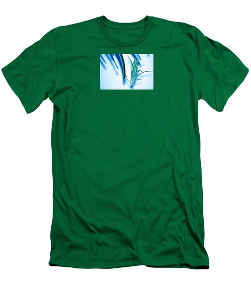 Men's T-Shirt (Slim Fit) featuring the photograph Dreaming Abstract Today by Susanne Van Hulst