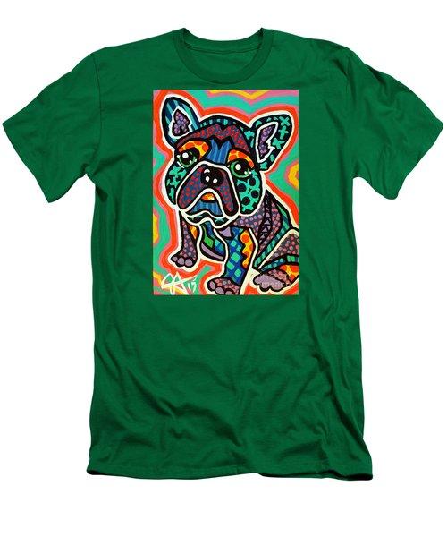 Eddie Men's T-Shirt (Athletic Fit)