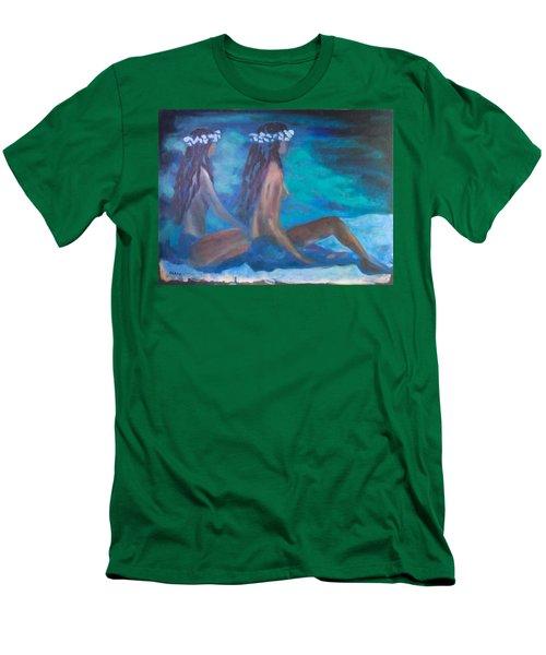 Le Hawaiane  Men's T-Shirt (Athletic Fit)