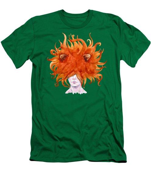 Leo Men's T-Shirt (Athletic Fit)