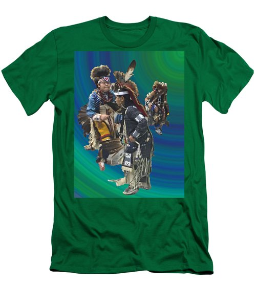 Native Children Entrance Men's T-Shirt (Athletic Fit)
