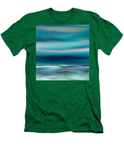 Perfect Moment Men's T-Shirt (Slim Fit) by Yul Olaivar