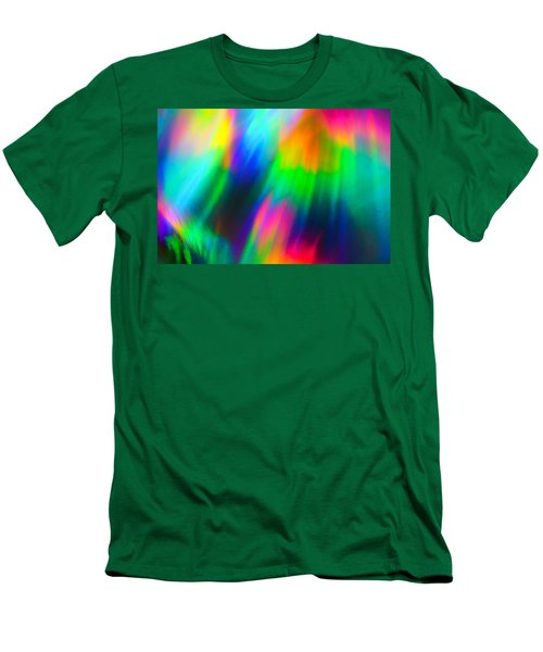 Men's T-Shirt (Athletic Fit) featuring the photograph Razzi by Greg Collins